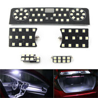 White LED Interior Lights Package for 2009-up Volkswagen Tiguan Without Skylight
