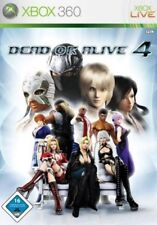 Xbox 360 Dead or Alive 4 excellent état