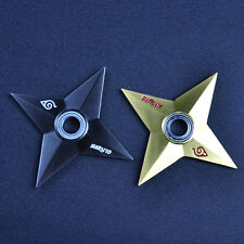 Fidget Spinner Focus EDC Bearing Rotary Naruto Star Blade Sword in Hand Kids Toy
