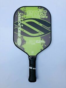 Selkirk Sport Pickleball Paddle Epic 20P XL Composite Polymer Green Factory 2nd