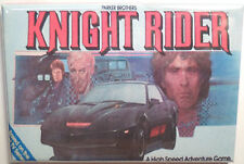 "Knight Rider Board Game Box 2""x3"" MAGNET Refrigerator Locker Retro"