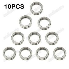 Exhaust Muffler 22mm Gasket 49 50 125cc 150cc Chinese GY6 Scooter Moped ATV Quad