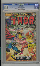 Thor #246 Cgc 8.5 Vf+ Unrestored Marvel Firelord Cr/Ow Pages 30 Cent Variant