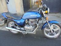 HONDA CB 250N SUPERDREAM  PROJECT    ( P/X WELCOME CASH EITHER WAY )