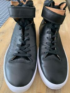 Lacoste Womens Hi-top Boots Leather