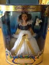 Disney Snow White Holiday Princess, Mattel 1998