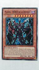 Carte Yu Gi Oh Plasma - HEROS De La destinée RYMP-FR036