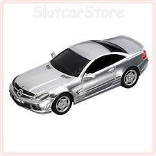 """Carrera GO 61182 AMG Mercedes SL 63 """"silber"""" 1:43"""