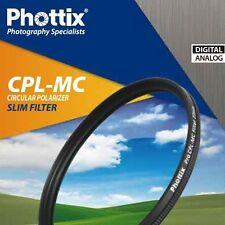 Filtro Polarizzatore Circolare 58mm Phottix CPL-MC Slim PROFESSIONALE x Reflex