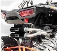 HMF Performance POLARIS RZR 1000 XP 1000XP RZR1000XP Dual Full Exhaust BLACK