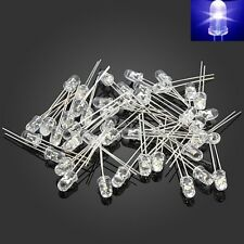 1000PCS 5mm Round Blue Water Clear LED Light Diodes