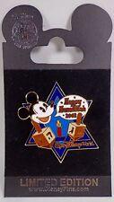 Disney Pin WDW Happy Hanukkah 2002 Mickey Le2000