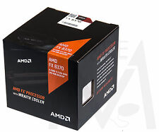 CPU Processore AMD FX X8 8370 16MB 4,3GHz 125W Wraith Cooler BOX Socket AM3+