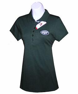Nfl Womens Apparel - New York Jets Ladies Nfl Team Polo / Golf Shirt, nwt, LG