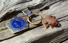 New Harry Potter Chocolate Frog Keychain from Universal Studios Florida Rare