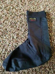 "Rocky 11"" GORE-TEX Waterproof Socks Black Mens Size 7"