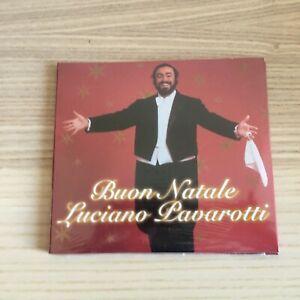 Luciano Pavarotti _ Buon Natale _ 2 X CD Album digipak _ NUOVO SIGILLATO