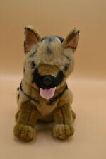 Kommissar REX Schäferhund Plüschtier von Sat 1 23 cm Groß
