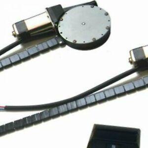 2 Window Electric Power Conversion Kit 3 switch Universal street rod gasser