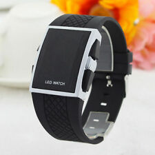 Bracelet Montre Led  Silicone Homme Enfant Femme Multifonctions Date Watch PROMO
