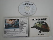 ABIGAIL MEAD/FULL METAL JACKET, OMP SOUNDTR.(WARNER BROS. 7599-25613-2) CD ALBUM