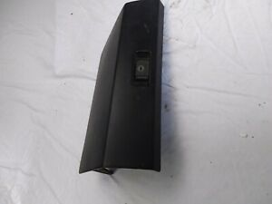 VW GOLF JETTA CADDY MK1 AND CABRIO DASHBOARD GLOVEBOX LID COVER BLACK 172857120D