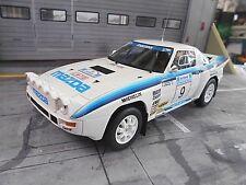 Mazda rx-7 Wankel Rallye Gr. B RALLYE #5 Carlsson Acropole Coupe du Monde 1985 Otto 1:18