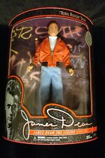 "JAMES DEAN REBEL ROUSER 12"" Doll DSI 1994 NRFB Legend Lives On Action Figure"