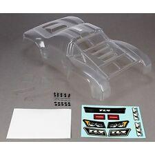 Team Losi Racing TLR8061 Hi Performance Body, Clear, Precut: 22SCT/2.0/SCTE