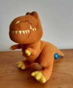 The Good Dinosaur Plush Butch T Rex Soft Stuffed Toy Disney 20cm