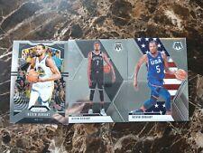 New Listing2019-20 Panini Mosaic & Prizm Kevin Durant Collectors Lot (3) Brooklyn Nets