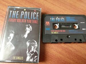 The Police – Every Breath You Take (The Singles). Sting. 12 tracks