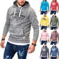 Jack & Jones Herren Hoodie Kapuzenpullover Sweatjacke Sweatshirt Pullover SALE %