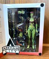 Poison Ivy Batman Arkham City Action Figure w/ Box Play Arts Kai 2013 DC Direct