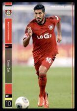 Panini (Japan/Bandai) Football 2014 (PFL05) Emre Can Bayer Leverkusen No. 132