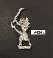 Warhammer Fantasy metal oscuro Elf Bruja Elfo 424