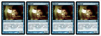 4 Chinese Trinket Mage (Playset) Scars of Mirrodin Magic the Gathering MTG