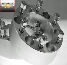 4 Pc CHEVY Avalanche 6x139.7m Wheel Spacers Adapters 1.50 Inch # AP-6550C1415