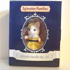 Sylvanian Families - Silk Cat Girl UK Fan Club 2017 Exclusive