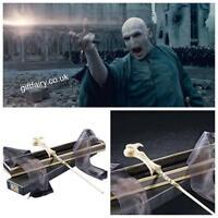 Official Noble Warner Bros Harry Potter Voldemort Wand, Boxed-UK SELLER