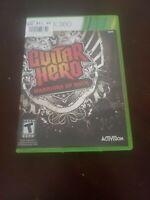 Guitar Hero: Warriors of Rock (Microsoft Xbox 360, 2010)
