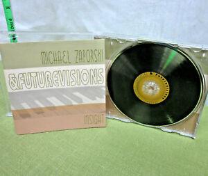 MICHAEL ZAPORSKI & FUTURE VISIONS Insight CD Detroit Jazz Center 2003 12th Step