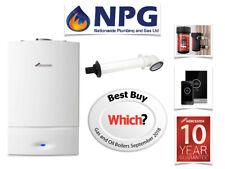 Worcester Bosch Combi Boiler SUPPLY & FIT +Filter +Wireless Stat +Flush +10 Yrs