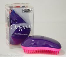 "Tangle Teezer 3 x The Original "" prune Délicieux "" brosse violet / Rose ("