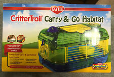 Kaytee CritterTrail Carry & Go Habitat