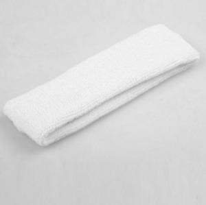 Sport Sweatband White Sweatband Sport Accessories Hair Band Sport White Headband