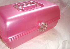 PINK Caboodles Cosmetic Organizer Makeup Case Pink pearl Pagent