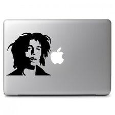"Bob Marley Vinyl Decal Sticker Skin for Apple Macbook Air & Pro 13"" 15"" 17"""