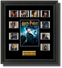 Harry Potter and the Philosophers Stone Framed Film Cell 35mm Filmcells