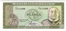 **   TONGA     1  pa'anga   1992   p-25    UNC   **